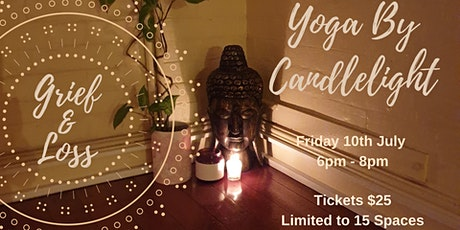 Yoga by Candlelight: Grief & Loss tickets