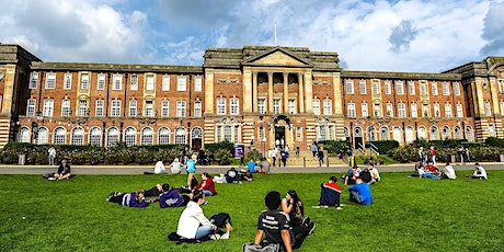 Choosing A University  by Leeds Beckett University tickets
