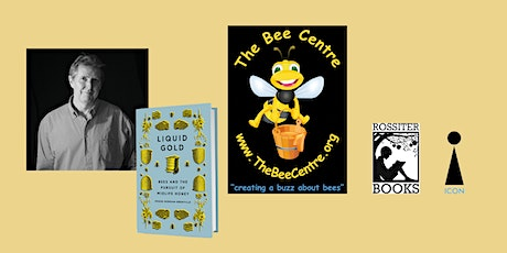 Roger Morgan-Grenville in conversation with The Bee Centre Lancashire tickets