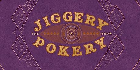 Jiggery-Pokery - Live VirtualMagic Show tickets