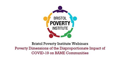 Poverty Dimensions of the Impact of COVID-19 on BAME Communities tickets