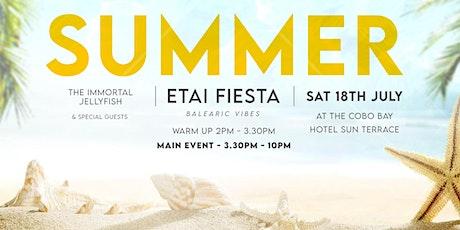 Étaï Fiesta - Saturday JULY 18th! tickets