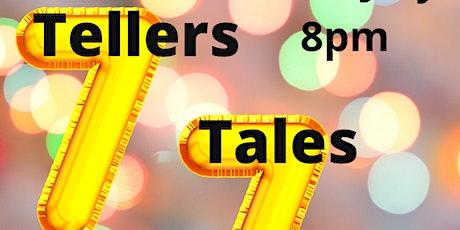Word Spun: 7 Tellers 7 Tales tickets