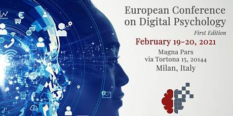 First European Conference on Digital Psychology biglietti