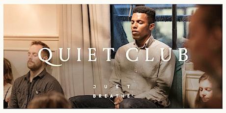 Quiet Club, an evening of kindness. tickets