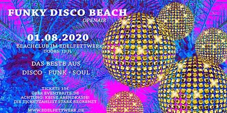 FUNKY DISCO BEACH openair Tickets