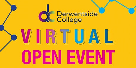 Virtual Open Event tickets
