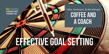 Effective Goal Setting (Coffee And A Coach) tickets