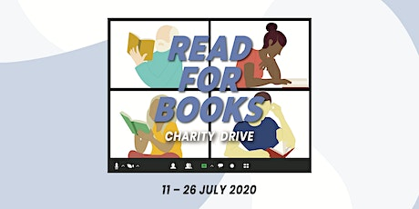 [Read for Books 2020] Let's Read Together –  One Story: Dharma's Chariot tickets