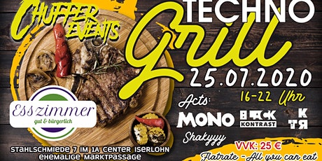 Der TechnoGrill Tickets