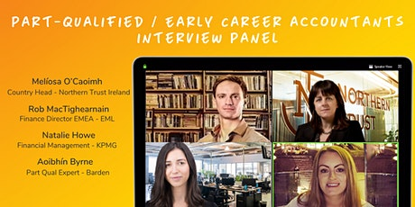 A Unique Event for Early Career Accountants  via Zoom tickets