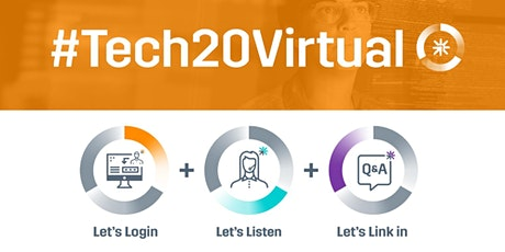 Tech20 Virtual: How to train your D… Data! tickets