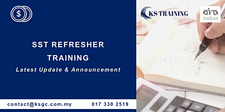 SST Refresher Training - Latest Update & Announcement tickets
