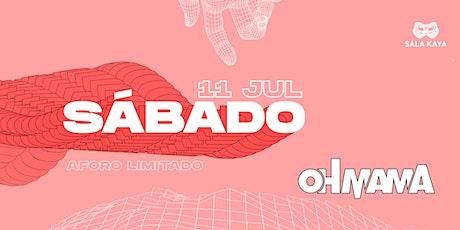 Fiesta Oh Mama reapertura - Sábado 11 tickets