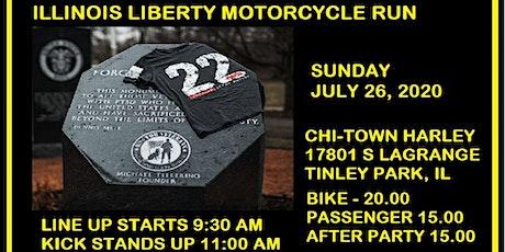 Illinois Liberty Motorcycle Run tickets