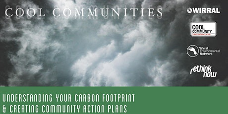 Cool Communities Online (Wallasey) - Understanding your Carbon Footprint tickets