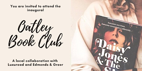 Oatley Book Club - July meeting tickets