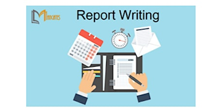 Report Writing 1 Day Virtual Live Training in Toronto tickets