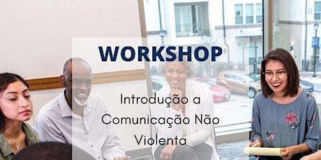 Workshop Introdução a Comunicação Não Violenta bilhetes