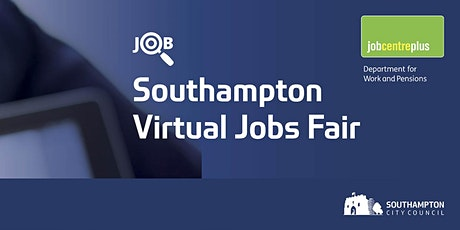 Southampton Virtual Jobs Fair tickets