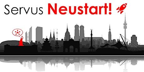 Workshop: Neustart  - Mut zum Erfolg. Motiviert und engagiert ans Ziel Tickets