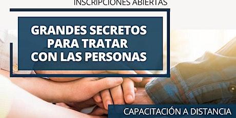 TALLER DE RELACIONES HUMANAS  Y SOLUCIÓN DE CONFLICTOS tickets