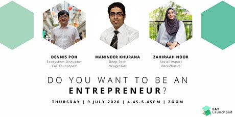 Do You Want to Be An Entrepreneur? Tickets