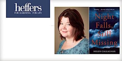 Join crime writer Helen Callaghan onl...
