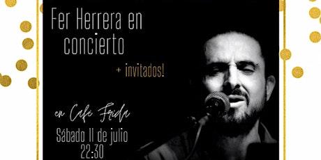 Fer Pérez Herrera: recordando al Cuchi Leguizamón tickets