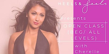 Open Class with Cherelle (Beginner/ All Level) tickets