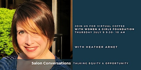 Conversation with Heather Arnet of the Women and Girls Foundation of PA tickets
