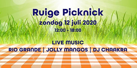 Ruige picknick tickets