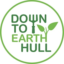 Down to Earth Hull logo