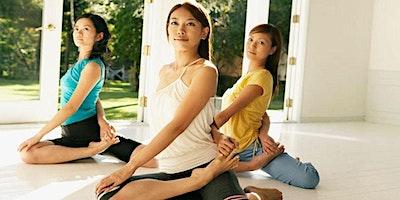 TEC上海瑜伽课 | TEC Offline Yoga Class