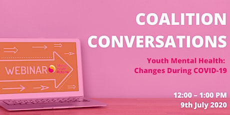 Youth Mental Health: Changes During COVID-19 tickets