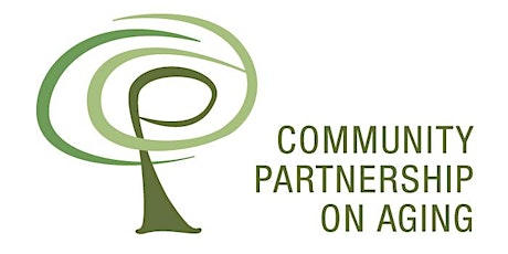 Community Partnership on Aging Cafe Dinner August 27 tickets