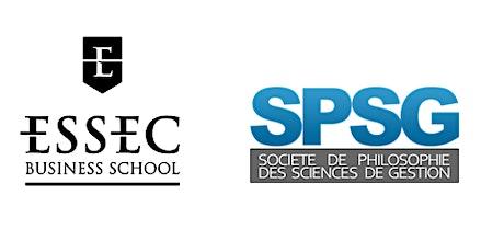 """8ème Congrès annuel """"Philosophie(s) du management"""" billets"""