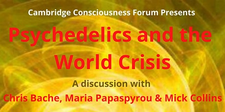 Psychedelics and the World Crisis tickets