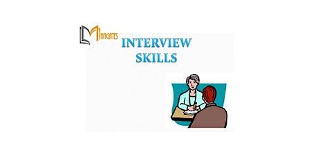 Interview Skills 1 Day Training in  San Jose, CA tickets