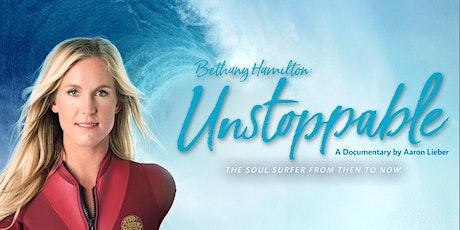 Surfari Lounge Event-Unstoppable: The Bethany Hamilton Story tickets