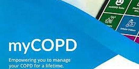 MyCOPD - online training for the MyCOPD app tickets