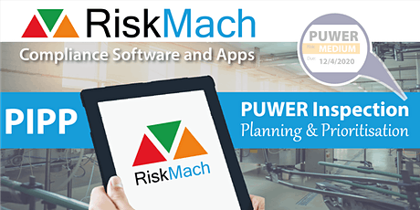 RiskMach Demo - Power up your compliance! tickets