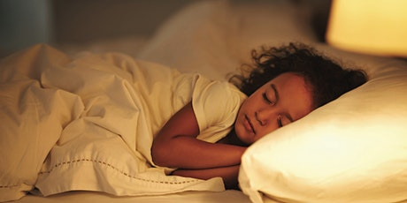 Helping your young child sleep tickets