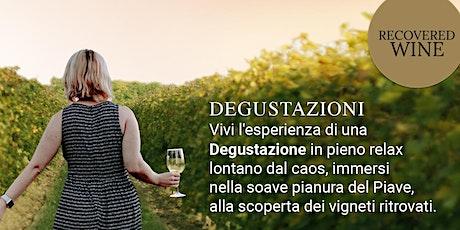 Serate di Degustazione di Vini ritrovati biglietti