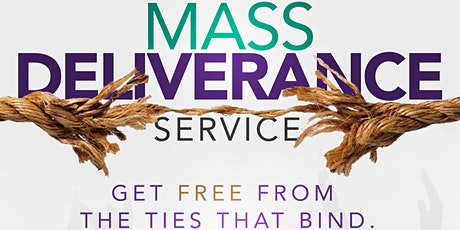 Mass Deliverance Service with Deliverance Minister Jennifer LeClaire tickets