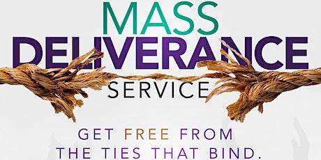 Mass Deliverance Service with Deliverance Minister Jennifer LeClaire billets