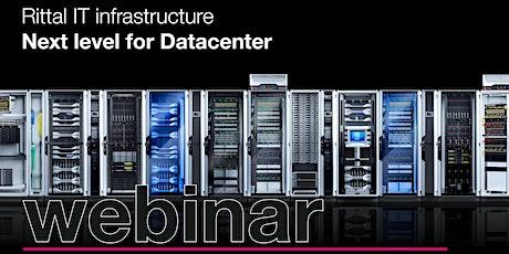 Webinar IT Infrastructure - Next level for Datacenter | Especial novo VX IT bilhetes