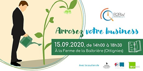 B2BW Connect – Arrosez votre business tickets