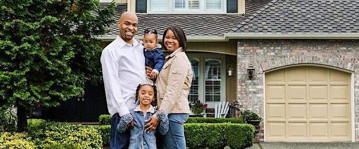 Virtual Home Buyer Seminar! Learn To Buy/Sell Properties & Create Wealth image