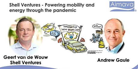 Shell Ventures - Powering mobility and energy through the pandemic. tickets